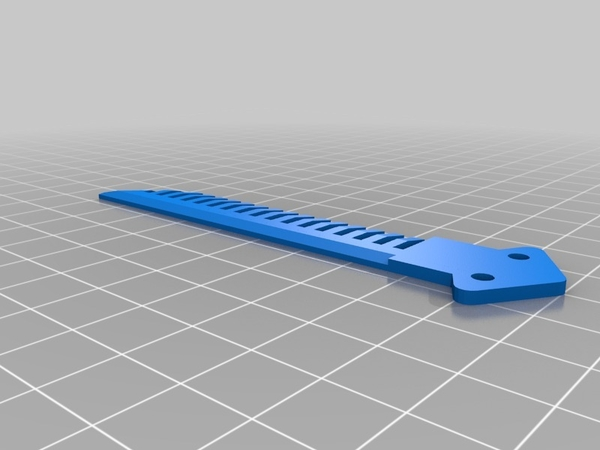 Butterfly Comb (Fun, Functional, Aggressive) - 3D Print Makers